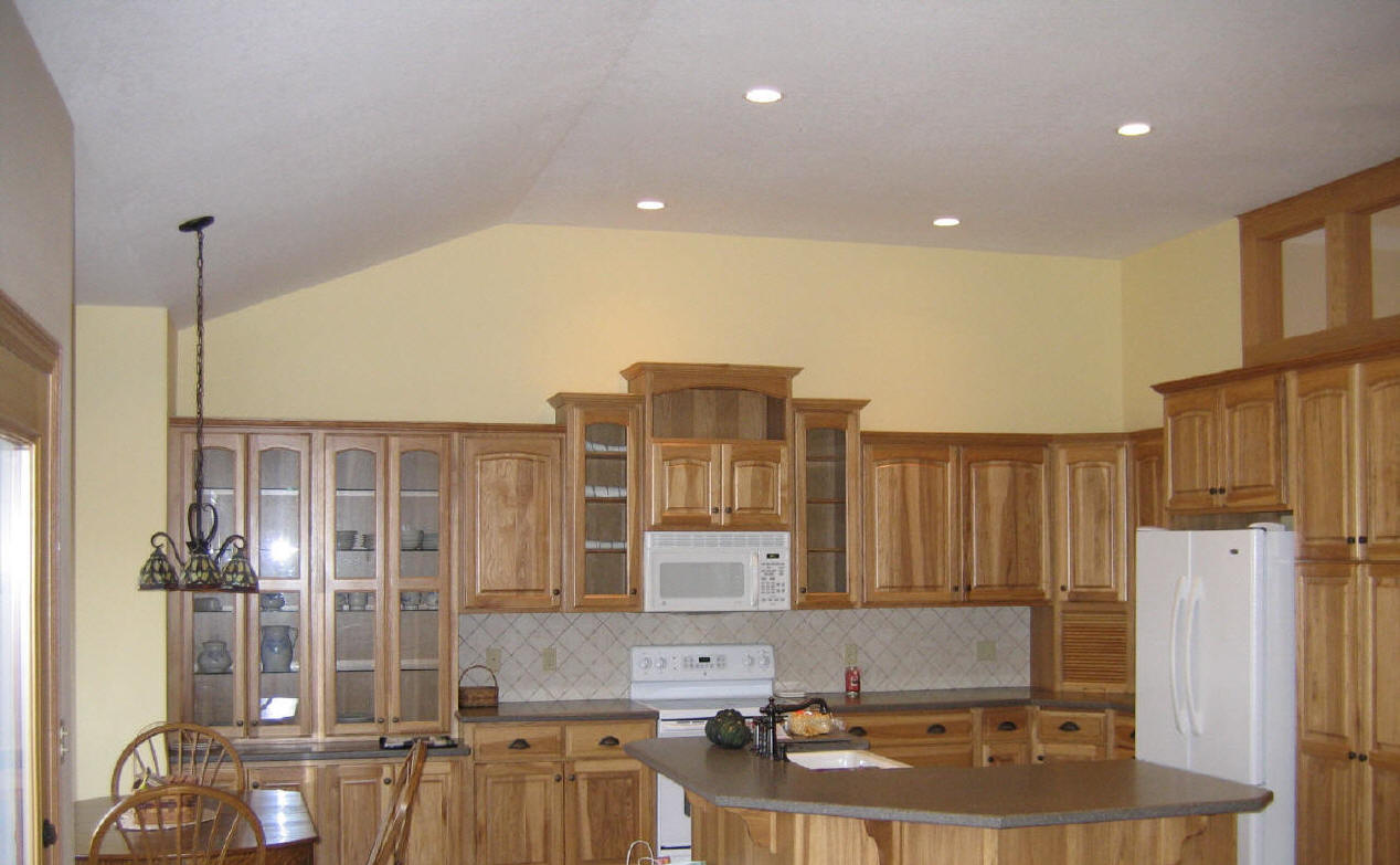 Amish Kitchen Cabinets Decor Gallery